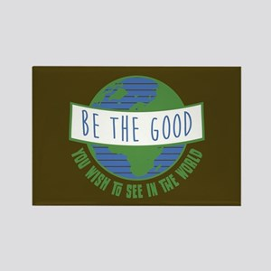 Be the Good Rectangle Magnet