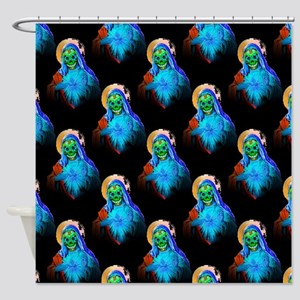 Dead Mary Shower Curtain