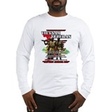 Vietnam veteran Long Sleeve T-shirts