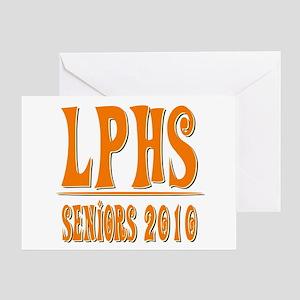 LPHS 2010 Greeting Card