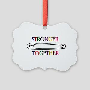 Stronger Together Ornament