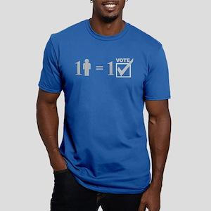 1person=1vote T-Shirt