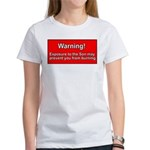 Son Burn Christian Women's T-Shirt