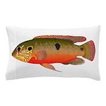 African Jewelfish Pillow Case
