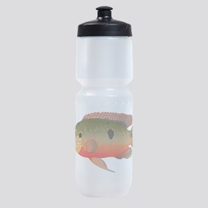 African Jewelfish Sports Bottle