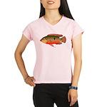 African Jewelfish Performance Dry T-Shirt