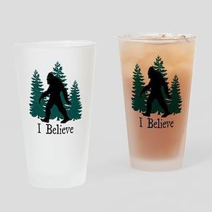 I Believe Drinking Glass