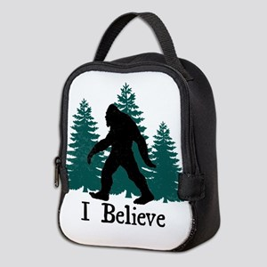 I Believe Neoprene Lunch Bag