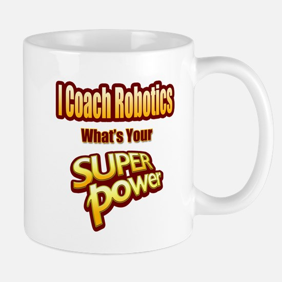 SuperPower-Robotics Mugs