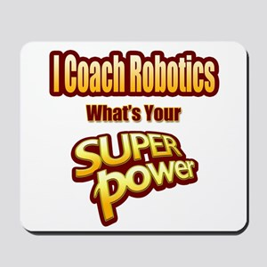 SuperPower-Robotics Mousepad