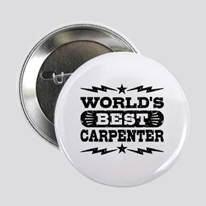 "World's Best Carpenter 2.25"" Button"