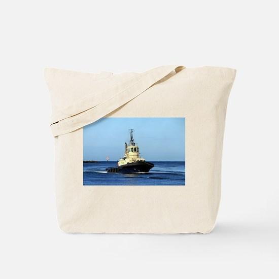 Tugboat Tingari, Australia Tote Bag