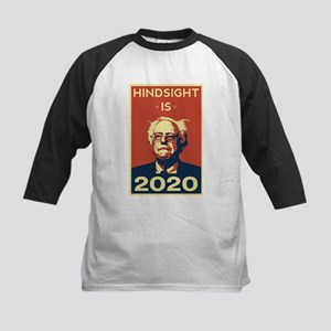 Bernie Sanders Hindsight is 2020 Baseball Jersey