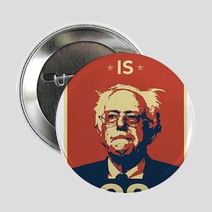 "Bernie Sanders Hindsight is 2020 2.25"" Button"