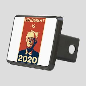 Bernie Sanders Hindsight i Rectangular Hitch Cover