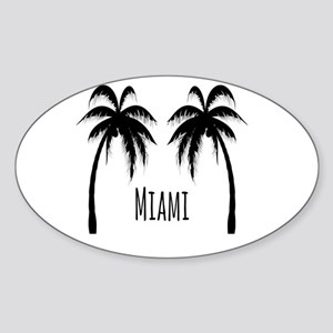 Welcome to Miami Sticker