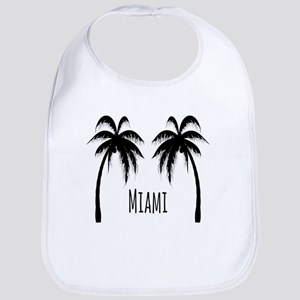 Welcome to Miami Baby Bib
