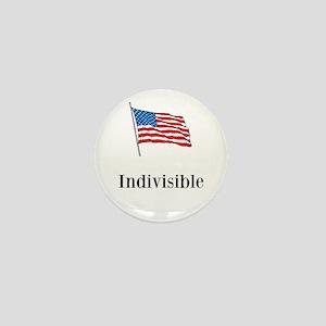 Indivisible Mini Button