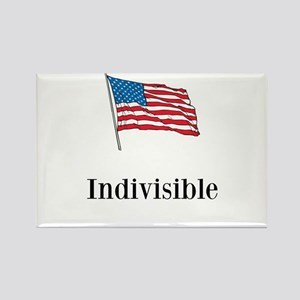 Indivisible Magnets