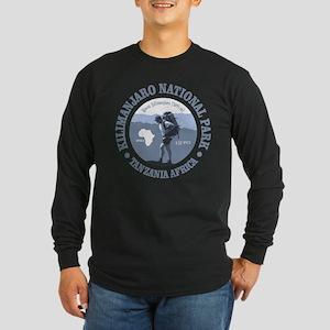 Mt Kilimanjaro Long Sleeve T-Shirt