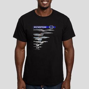 U.s.s. Enterprise Lineage Women's T-Shirt