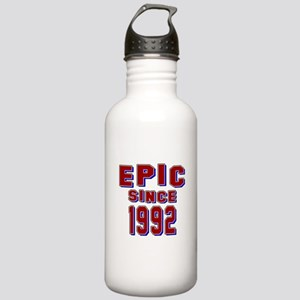 Epic Since 1992 Birthd Stainless Water Bottle 1.0L