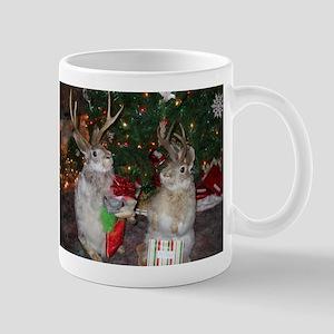 Christmas Jackalopes Mug