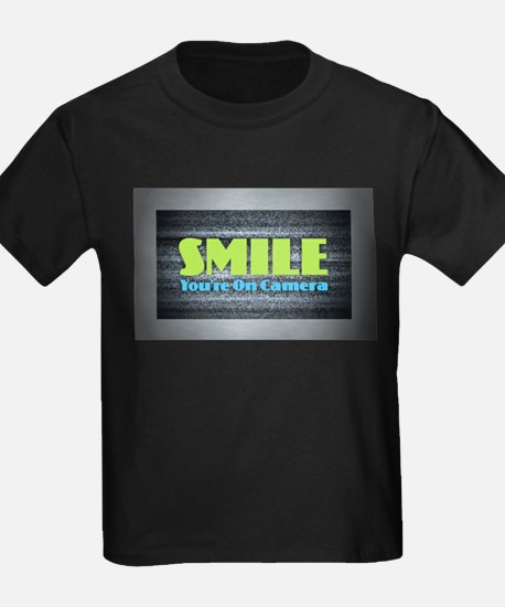 Smile You're On Camera T-Shirt