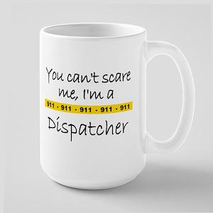 Police Tape Dispatcher Mugs