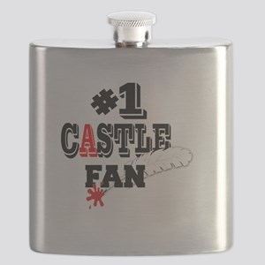 Castle Fan Flask