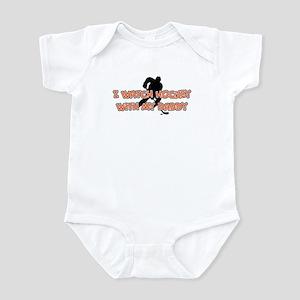 Philadelphia Hockey Daddy Infant Bodysuit