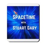 Spacetime Mousepad