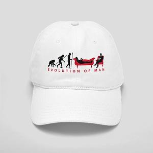 Evolution Therapist Psychologist Baseball Cap