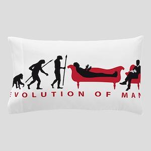 Evolution Therapist Psychologist Pillow Case