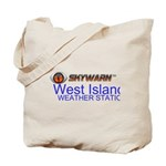 Skywarn Tote Bag
