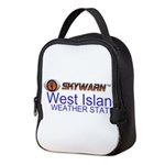 Skywarn Neoprene Lunch Bag