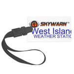 Skywarn Large Luggage Tag