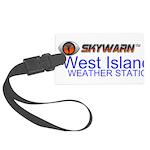 Skywarn Large Luggage Tag