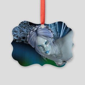 Winter Fairy Ornament