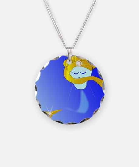 Genie of the lamp Necklace