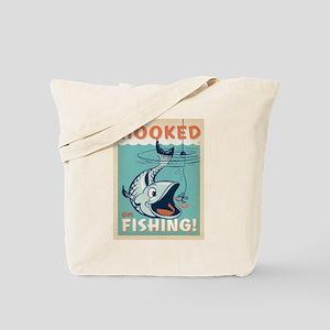 Fishing Tote Bag