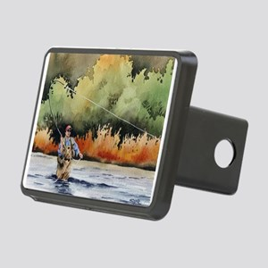 Fishing Rectangular Hitch Cover