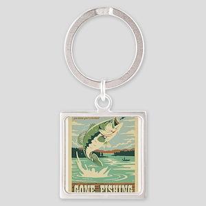 Fishing Keychains