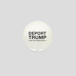 Deport Trump Mini Button