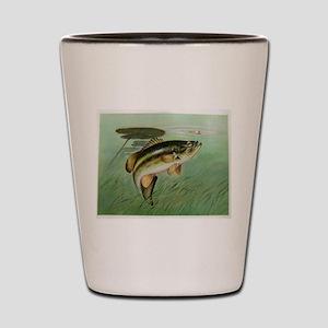 Fishing Shot Glass