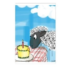 Happy Birthday to Ewe! Postcards (Package of 8)