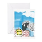 Happy Birthday to Ewe! Greeting Cards (Pk of 10)