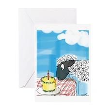 Happy Birthday to Ewe! Greeting Card