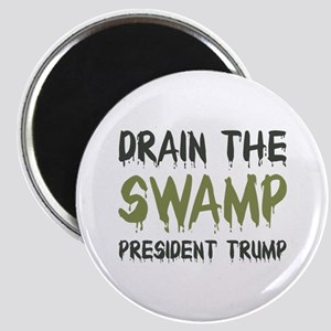 Drain The Swamp Magnet