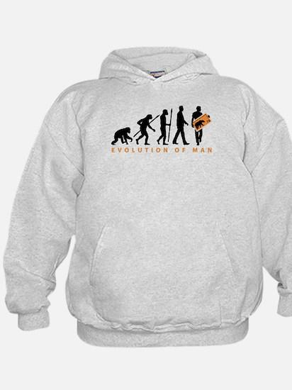 Evolution Stamp collector Sweatshirt